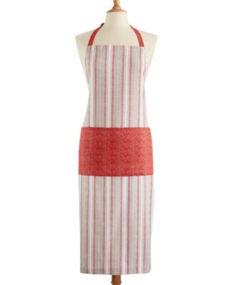 Martha Stewart Collection Restaurant Kitchen Apron, Only at Macy's