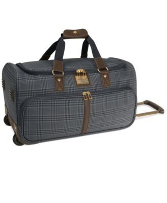 Weatherproof Beacon Rolling City Bag, Only at Macy's