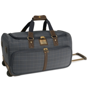 Closeout! 60% Off Weatherproof Beacon Rolling City Bag,  Only at Macy's plus size,  plus size fashion plus size appare