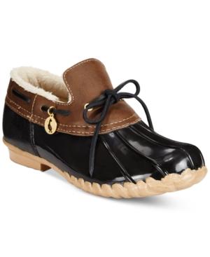 Sporto Pamela Waterproof Duck Booties Women's Shoes