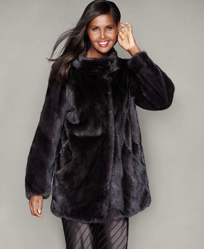 The Fur Vault - Mink Fur Jacket