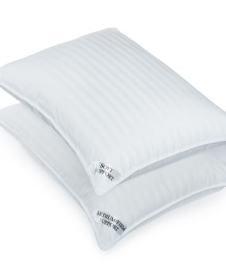 Charter Club Sleep Cloud Down Alternative Medium/Firm Density Standard Pillow, Only at Macy's