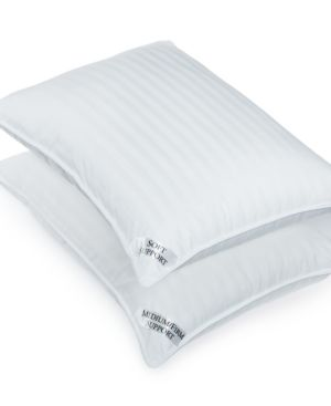 Charter Club Sleep Cloud Down Alternative Soft Density Standard Pillow, Only at...