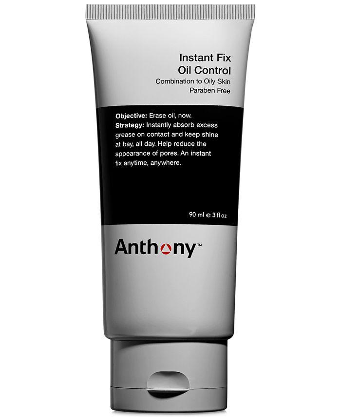 Anthony - Logistics Instant Fix Oil Control, 3 oz