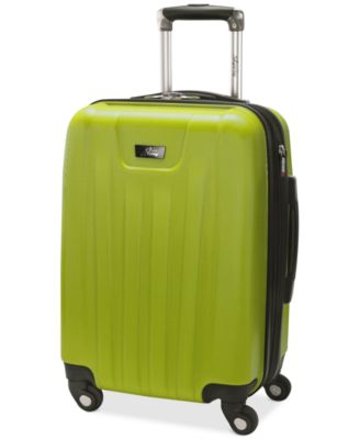 "Skyway Nimbus 2.0 20"" Hardside Expandable Spinner Carry On Suitcase"