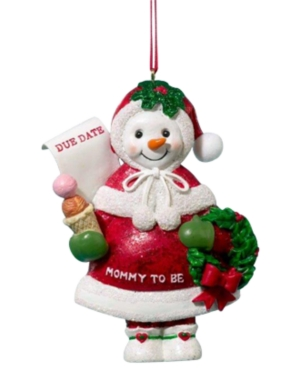 "Kurt Adler ""Mommy To Be"" Ornament"