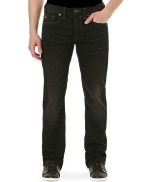 Buffalo David Bitton Men's Slim Bootcut King-x Stretch Jeans
