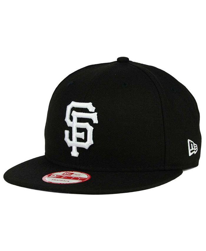 New Era - San Francisco Giants B-Dub 9FIFTY Snapback Cap