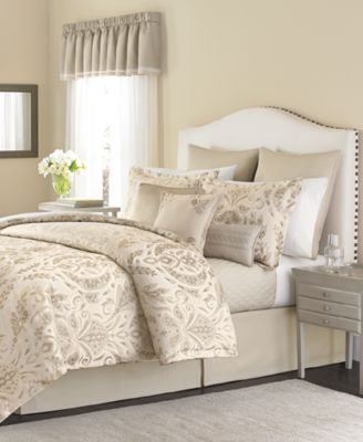 Martha Stewart Collection Hanover Crest 22-Piece Queen Comforter Set, Only at Macy's