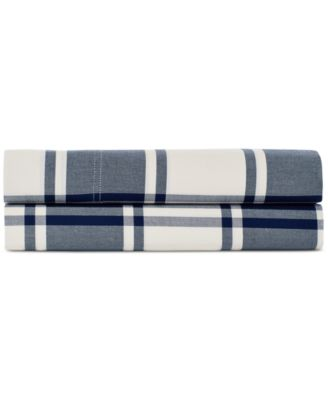 Ralph Lauren Acadia Queen Flat Sheet