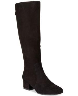 Anne Klein Camden Wide Calf Dress Boots