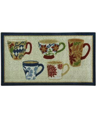"Bacova Kitchen Coffee 22"" x 40"" Rug"