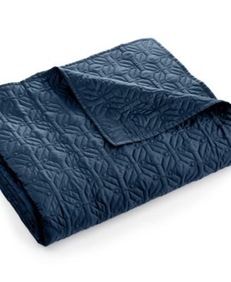 Hotel Collection Modern Imperial Full/Queen Coverlet, Only at Macy's