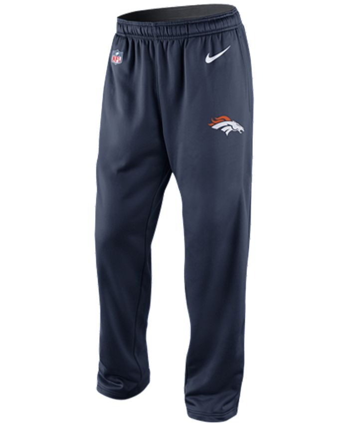Nike - Men's Denver Broncos KO Fleece Pants