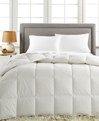 CLOSEOUT! Charter Club White Cloud Down Alternative Full/Queen Comforter, Only at Macy's