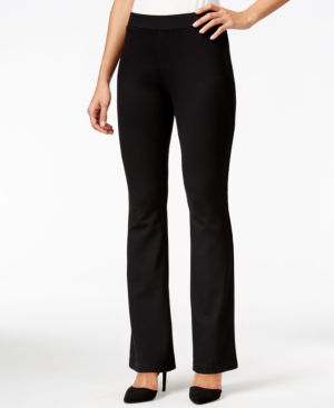 Miraclesuit Pull-On Bootcut Ponte Pants