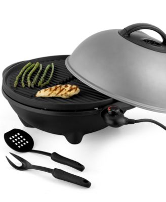 George Foreman GGR50B Grill, Indoor/Outdoor Standing
