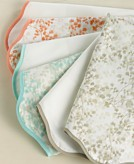 Martha Stewart Collection Printed and Solid