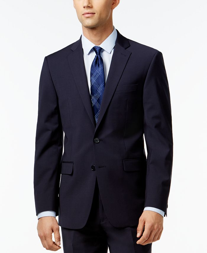 Calvin Klein - Slim Fit Black Jacket