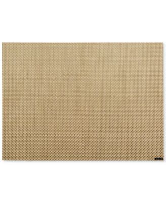 Chilewich Basketweave New Woven Vinyl Placemat