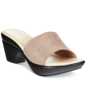 Athena Alexander by Callisto Lima Slide Sandals Women's Shoes