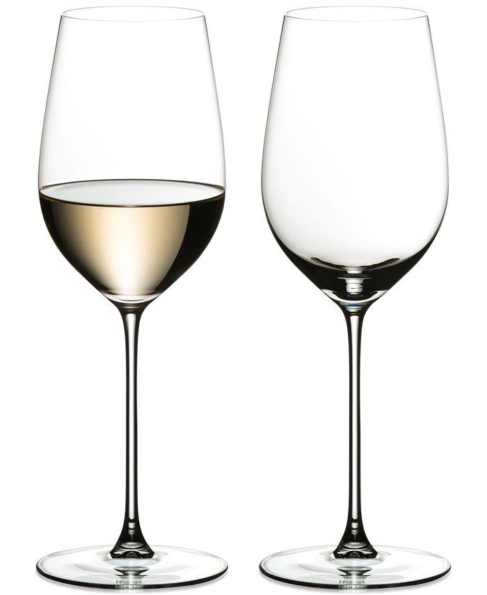 Riedel - Veritas Collection 2-Pc. Viognier/Chardonnay Wine Glass Set