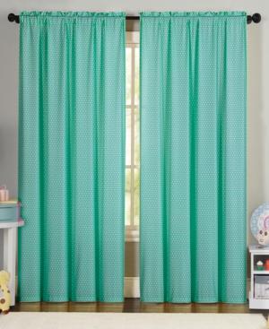 Victoria Classics Eva Curtain Panel Collection