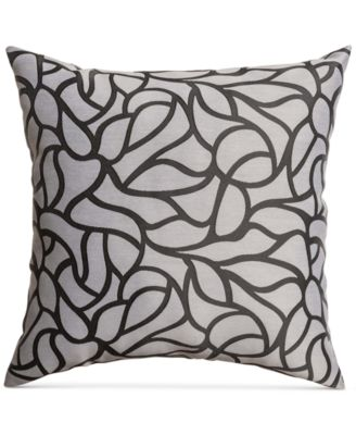 "Softline Barra 20"" Square Decorative Pillow"