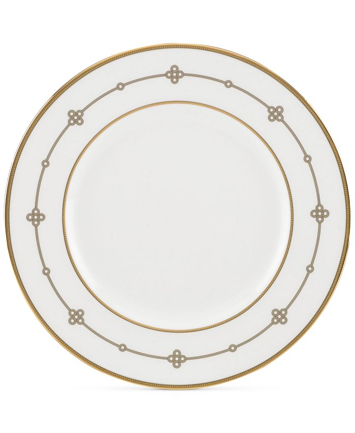 Lenox - Jeweled Jardin Collection Bone China Accent Plate
