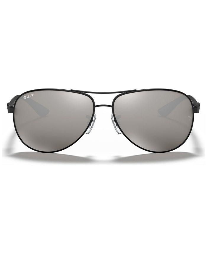Ray-Ban - Sunglasses, RB8313 CARBON FIBRE