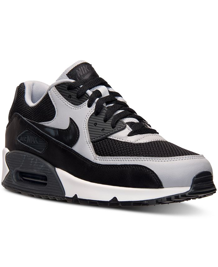 Nike Men's Air Max 90 Essential Running Sneakers from Finish Line ...