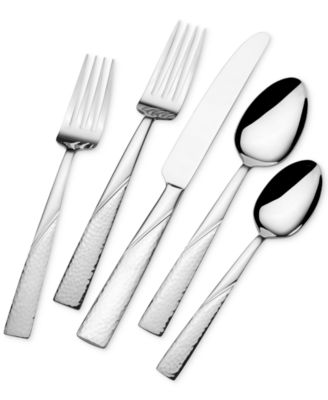 International Silver, Stainless Steel 51-Pc. Loring Collection, Service for 8, Only at Macy's