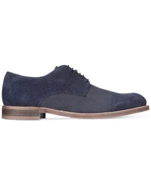 Alfani Men's Eric Cap Toe Oxfords, Only at Macy's Men's Shoes