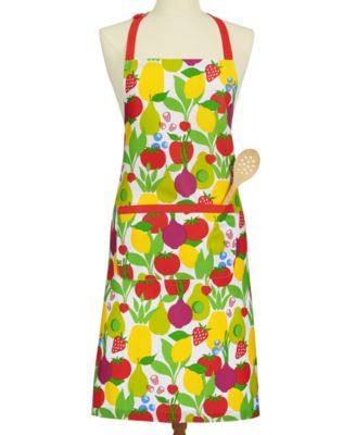 Martha Stewart Collection Fresh Flavors Apron, Only at Macy's