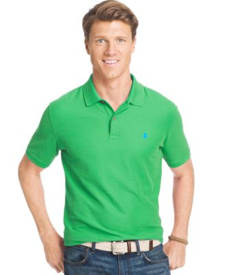 Image of IZOD Performance Advantage Pique Polo