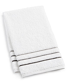 """Hotel Collection Ultimate Borderline 16"""" x 30"""" Hand Towel, Created for Macy's"""