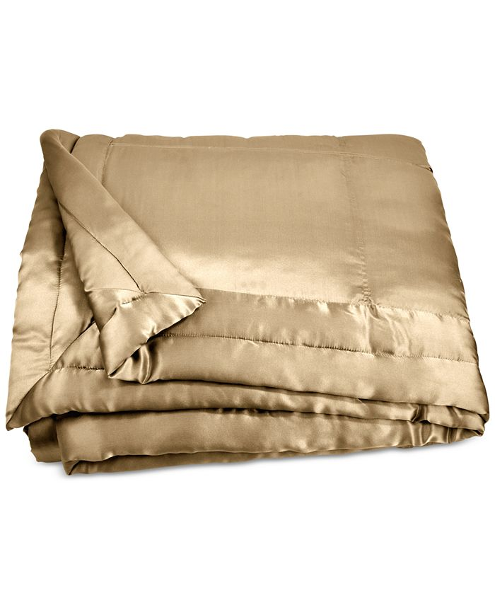 Home Reflection Gold Dust King Silk, Donna Karan Home Reflection Gold Dust Bedding Collection