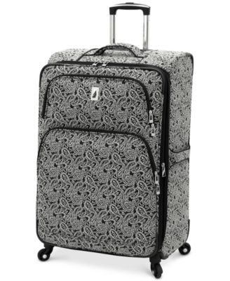 "London Fog Greenwich 28"" Expandable Spinner Suitcase, Only at Macy's"