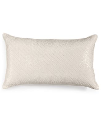 "Hotel Collection Radiant 14"" x 24"" Decorative Pillow, Only at Macy's"