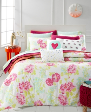 Whim by Martha Stewart Collection Pixel Perfect 5-Pc. Comforter Sets