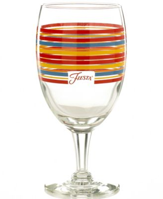 Fiesta Macy's Exclusive 16 oz. Goblet, Set of 4