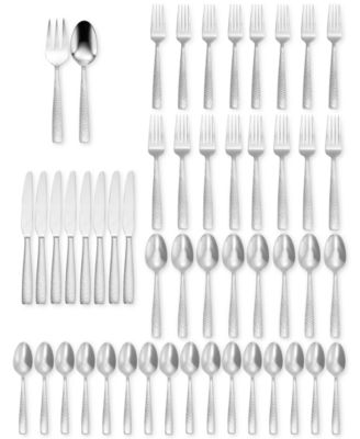 Oneida Illuma 50-Pc Set, Service for 8