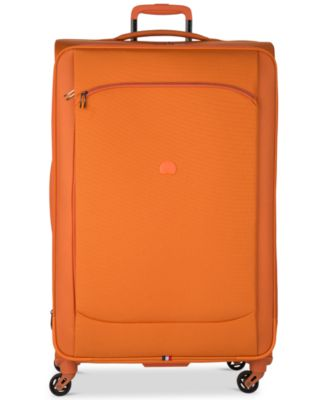 Delsey Hyperlite 2.0 29'' Expandable Spinner Suitcase in Orange, Only at Macy's