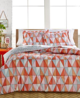 Rikka 3-Piece Reversible Full/Queen Comforter Set