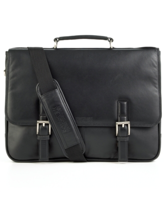 Kenneth Cole Single Gusset Expandable Messenger/Computer Case