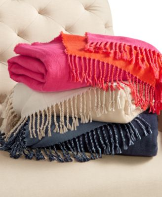 kate spade new york Colorblock Throw