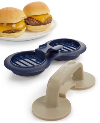 Martha Stewart Collection Mini Burger Press, Only at Macy's