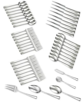 Zwilling J.A. Henckels TWIN® Brand Bellasera 18/10 Stainless Steel 45-Pc. Flatware Set, Service for 8