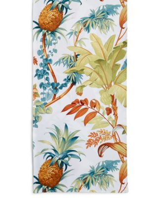 "Tommy Bahama Tortuga Table Linens Collection 70"" Table Runner"