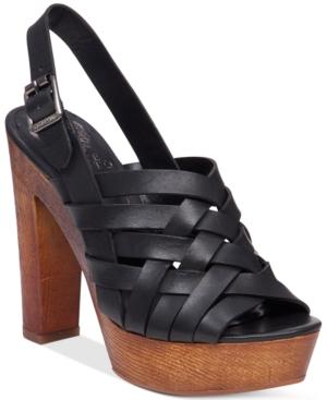 Vince Camuto Elyza Platform Sandals Women's Shoes